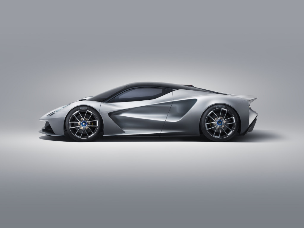 Move over Bugatti: Lotus Evija electric hypercar proves the British outfit means business
