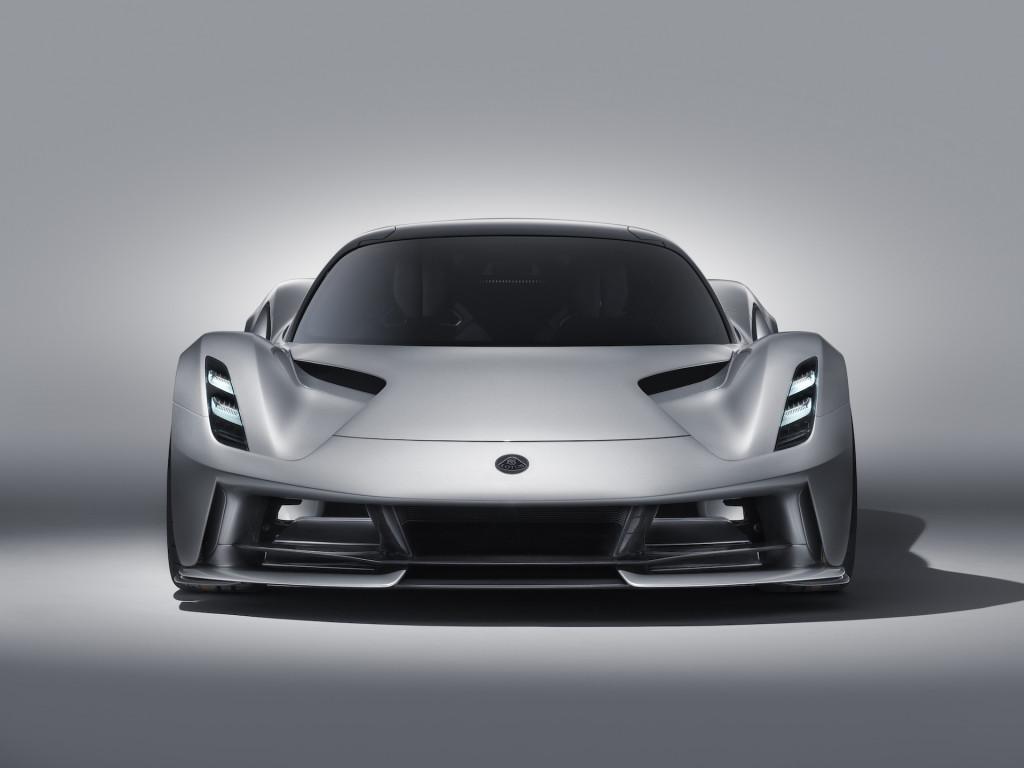 Lotus Evija targets Nürburgring production car record