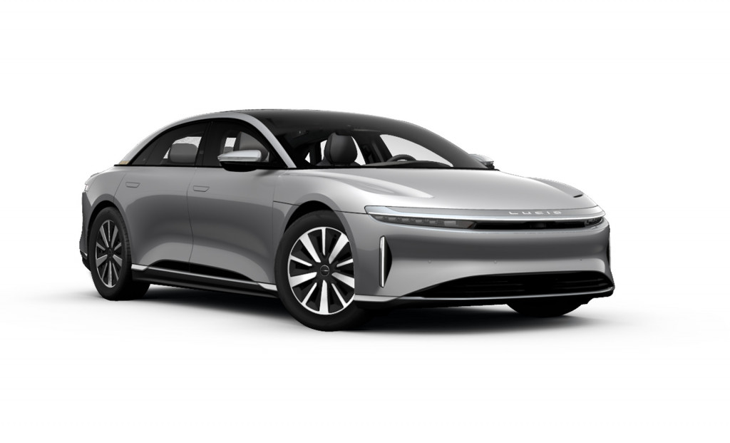 Lucid Air base model