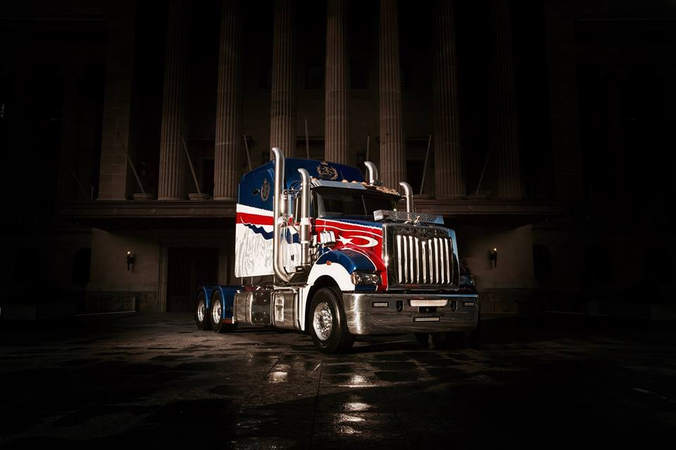 A Sultan Commissions The Most Expensive Mack Truck Ever Built
