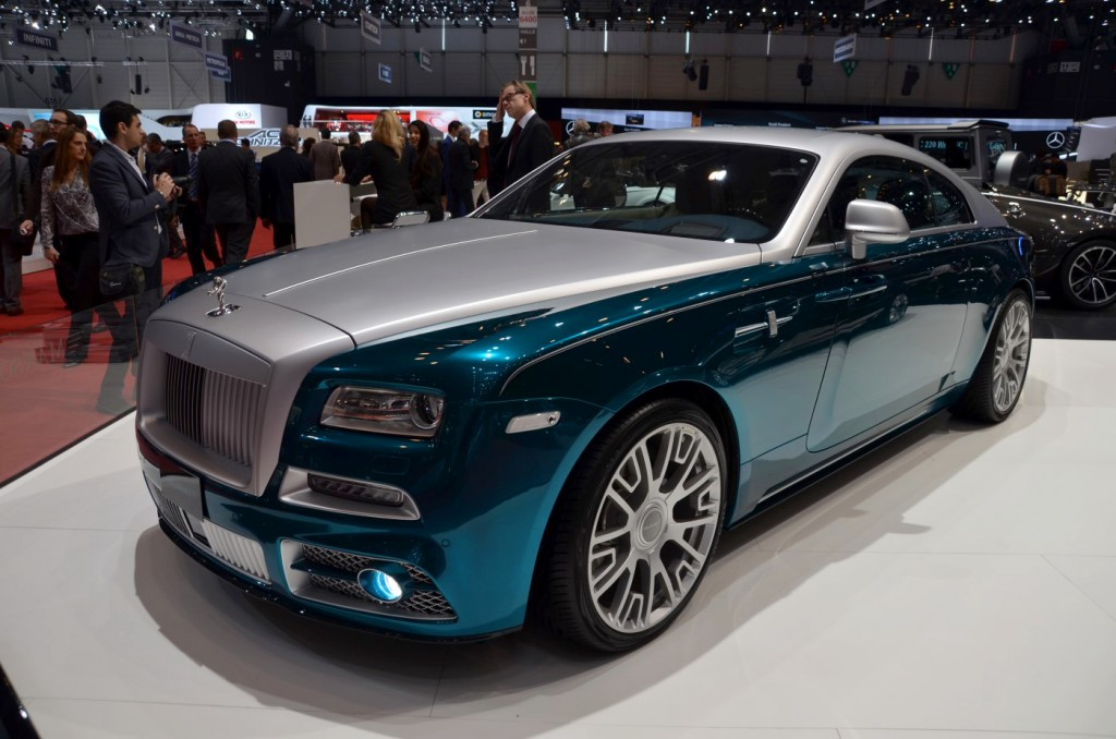 Billion Auto Group >> Image: Mansory Rolls-Royce Wraith - 2014 Geneva Motor Show live photos, size: 1024 x 678, type ...