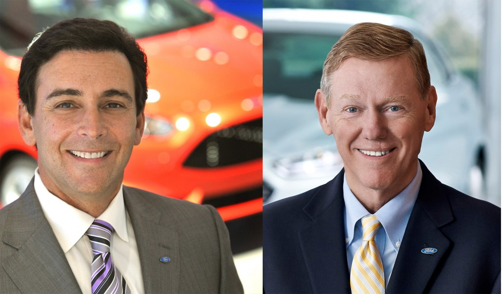 Ford Confirms Alan Mulally's Retirement, Mark Fields' Promotion