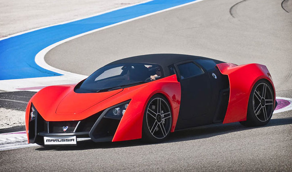 Marussia Sports Car Company Disbanded F1 Team Unaffected