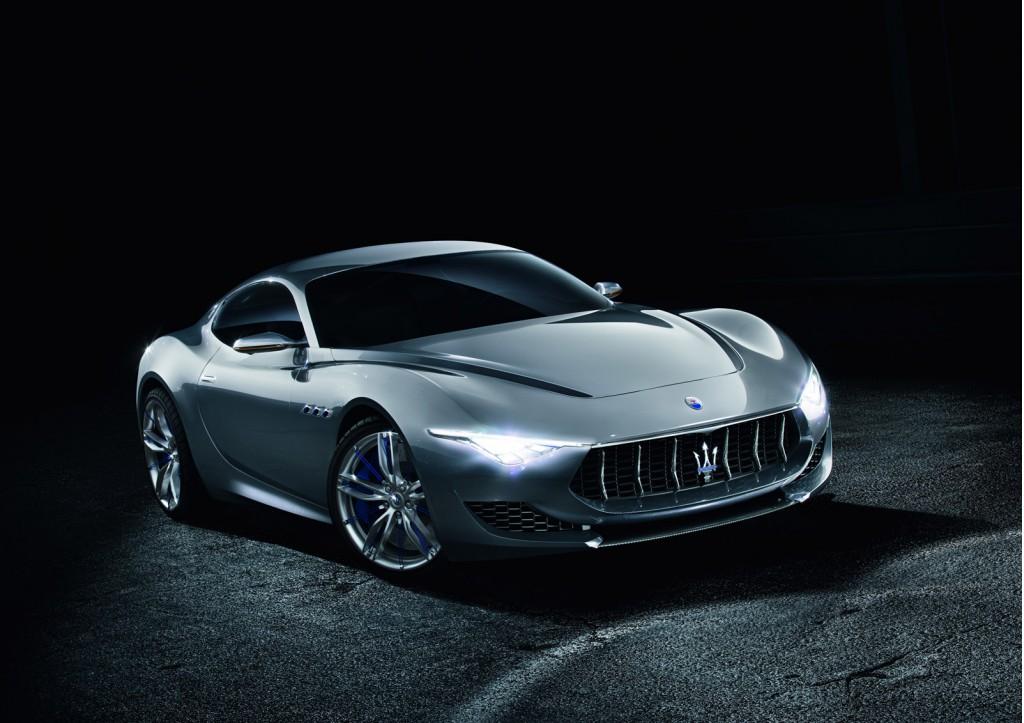 Maserati Alfieri locked in for 2020 Geneva auto show