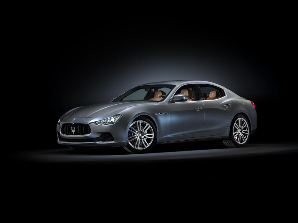 Maserati Ghibli Ermenegildo Zegna Edition Concept Debuts In Paris