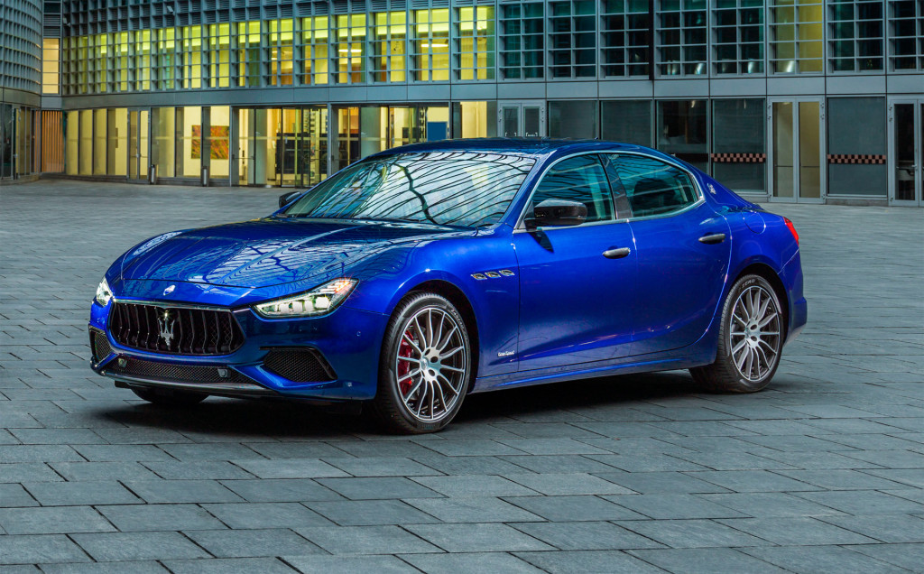 Hybrid Ghibli due in 2020 will be first in Maserati's electrification transformation