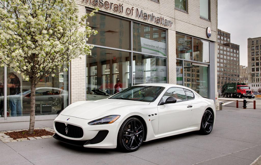 2012 Maserati Granturismo And Quattroporte Recalled For Faulty Tire
