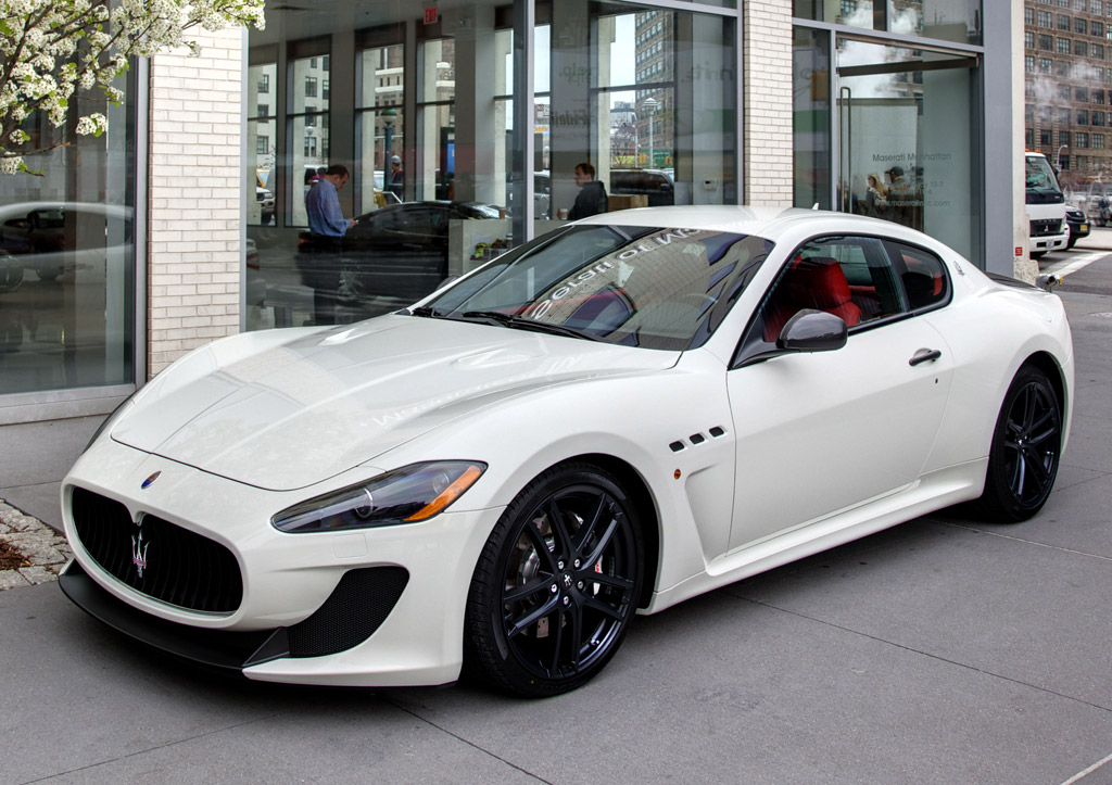 2012 maserati granturismo mc priced from $143,400