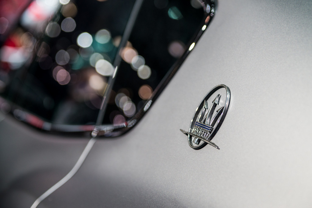 Maseratis will one day drive themselves with BMW tech
