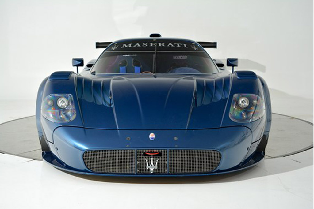 Maserati Mc12 Versione Corse For Sale In Florida With 3