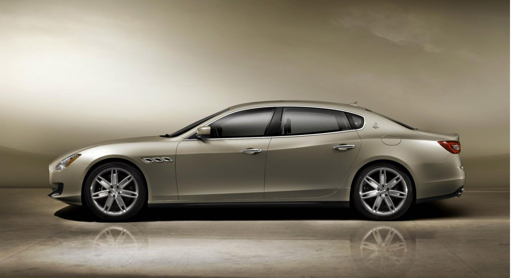 2014 Maserati Quattroporte