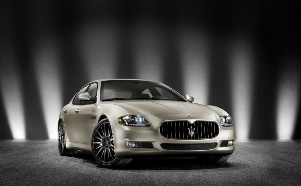 2010 Maserati Quattroporte Review Ratings Specs Prices And