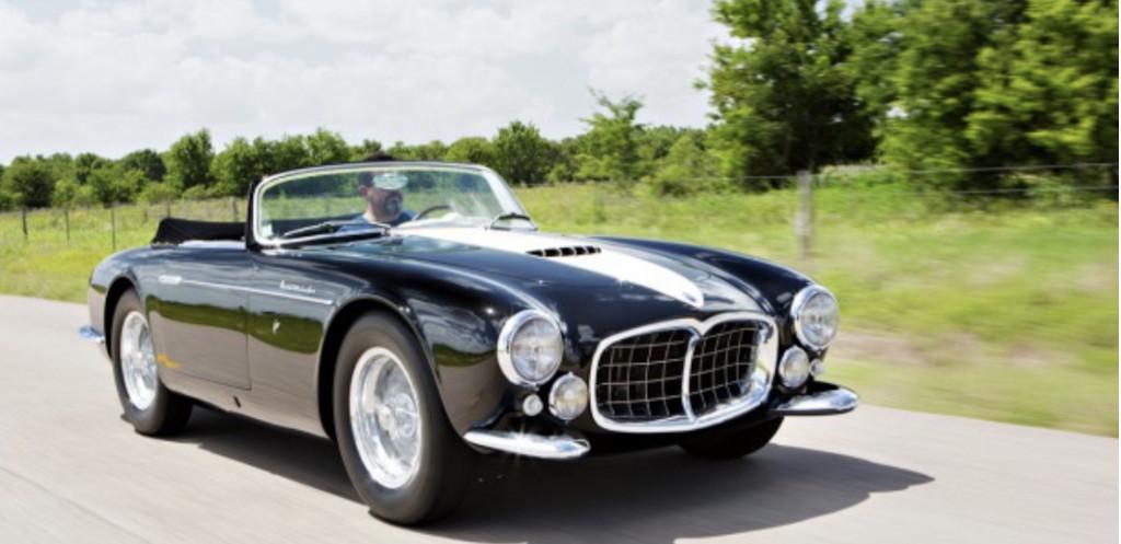 1955 Maserati A6GCS/53 Spider