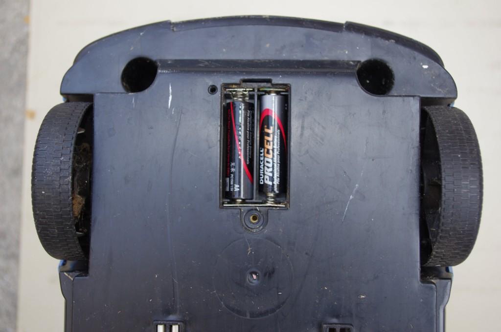 Mattel's Battery Pack