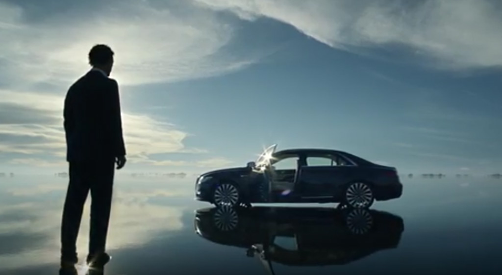 Lincoln Calls On Matthew Mcconaughey For Continental Spot