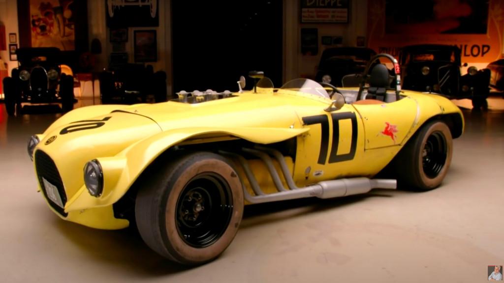 Max Balchowsky's 1959 Old Yeller II on Jay Leno's Garage