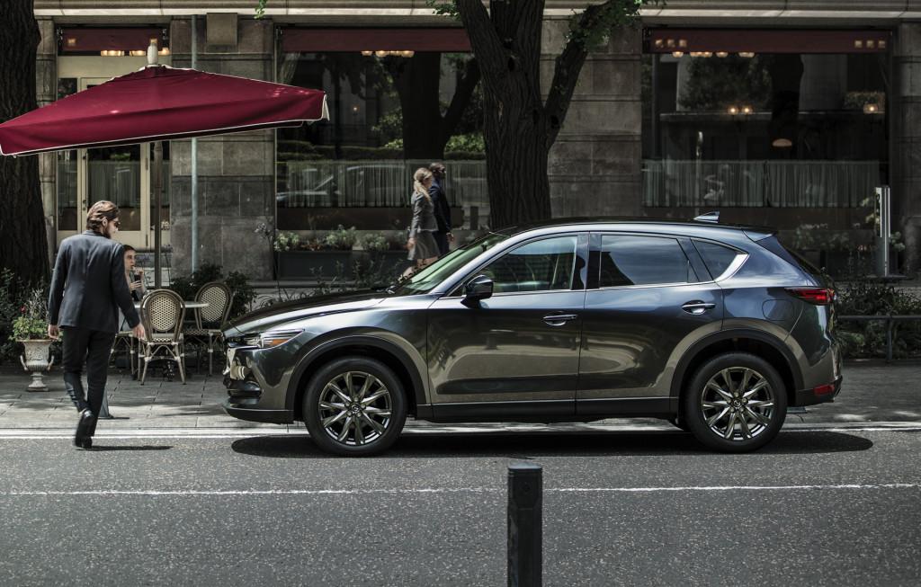 Long-awaited Mazda CX-5 diesel arrives in New York