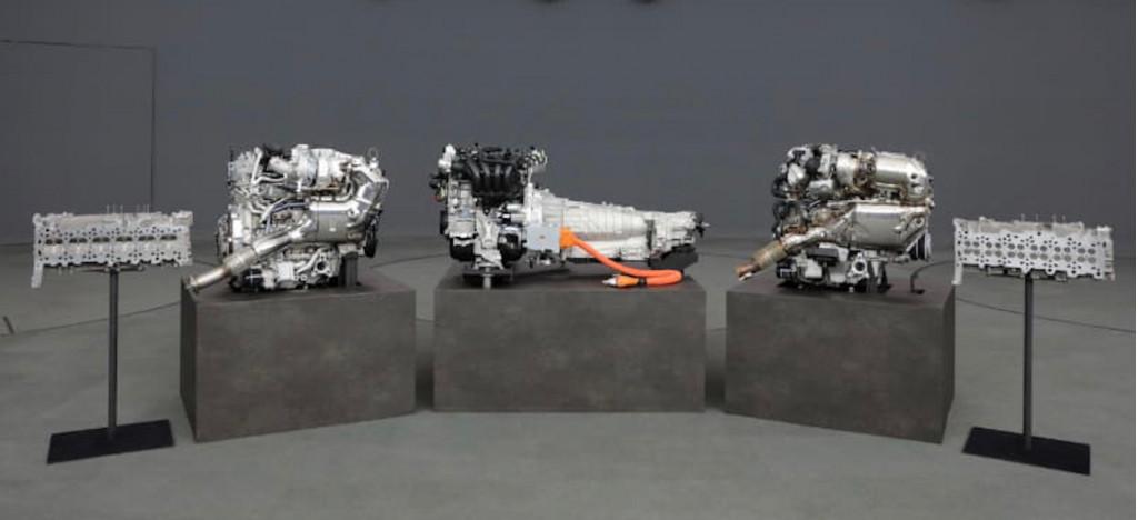 Mazda inline-6 engine