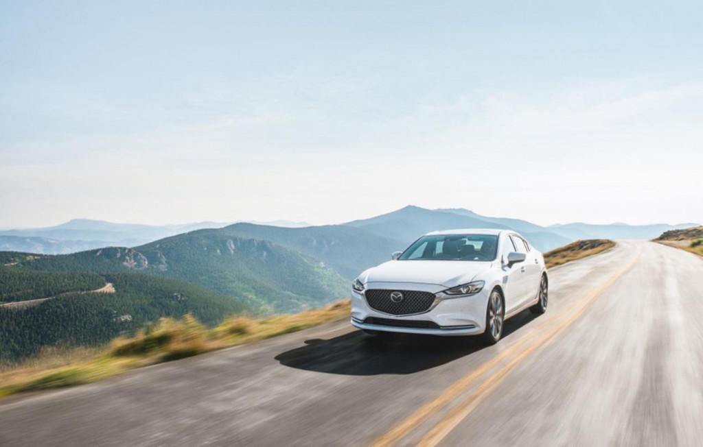2020 Mazda 6 sedan starts at $24,920