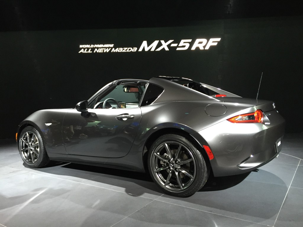 image 2017 mazda mx 5 miata rf 2016 new york auto show size 1024 x 768 type gif posted on. Black Bedroom Furniture Sets. Home Design Ideas