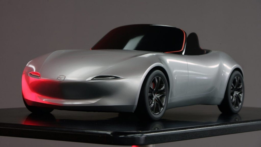 Mazda MX-5 Miata Japanese design proposal