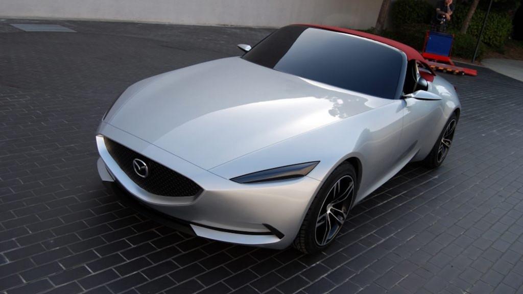 Mazda MX-5 Miata American design proposal