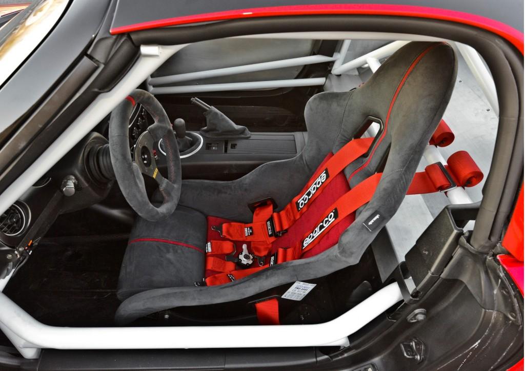 Mazda MX-5 Super25, SEMA 2012