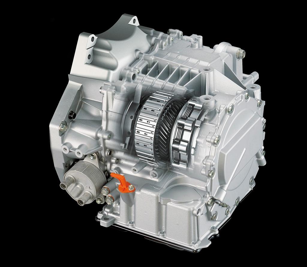 Mazda SKY Drive transmission