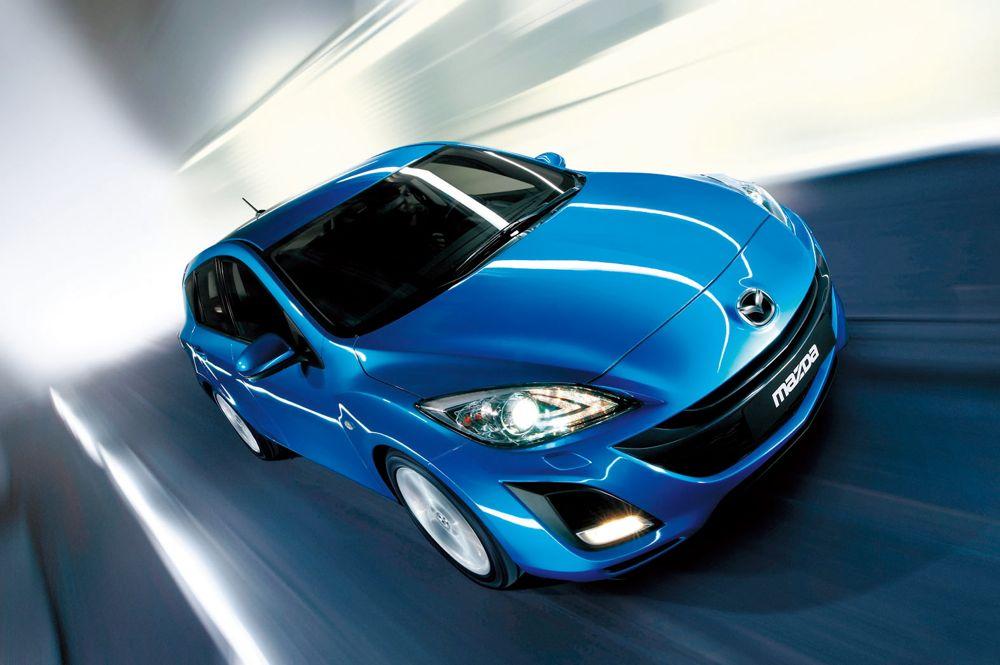 Mazda's February Japanese Sales, Export Volume Drop