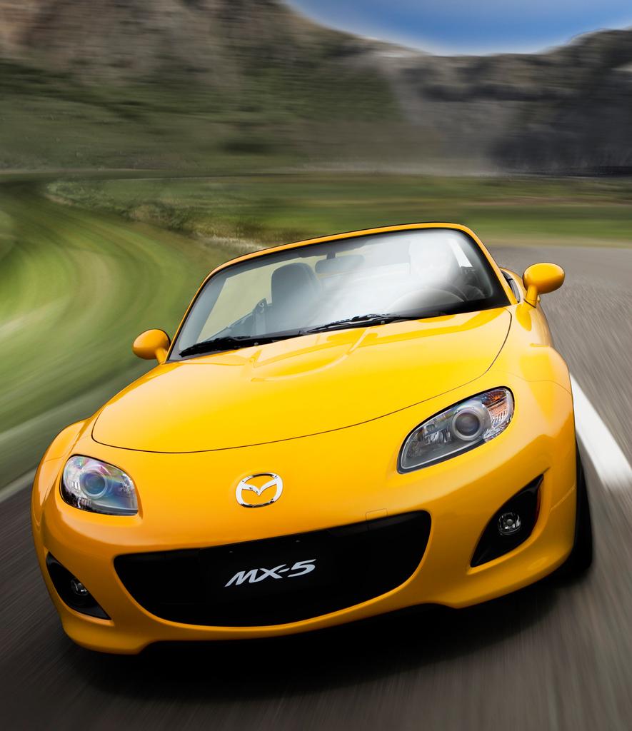 Image: 2009 Mazda MX-5 Miata, Size: 885 X 1024, Type: Gif