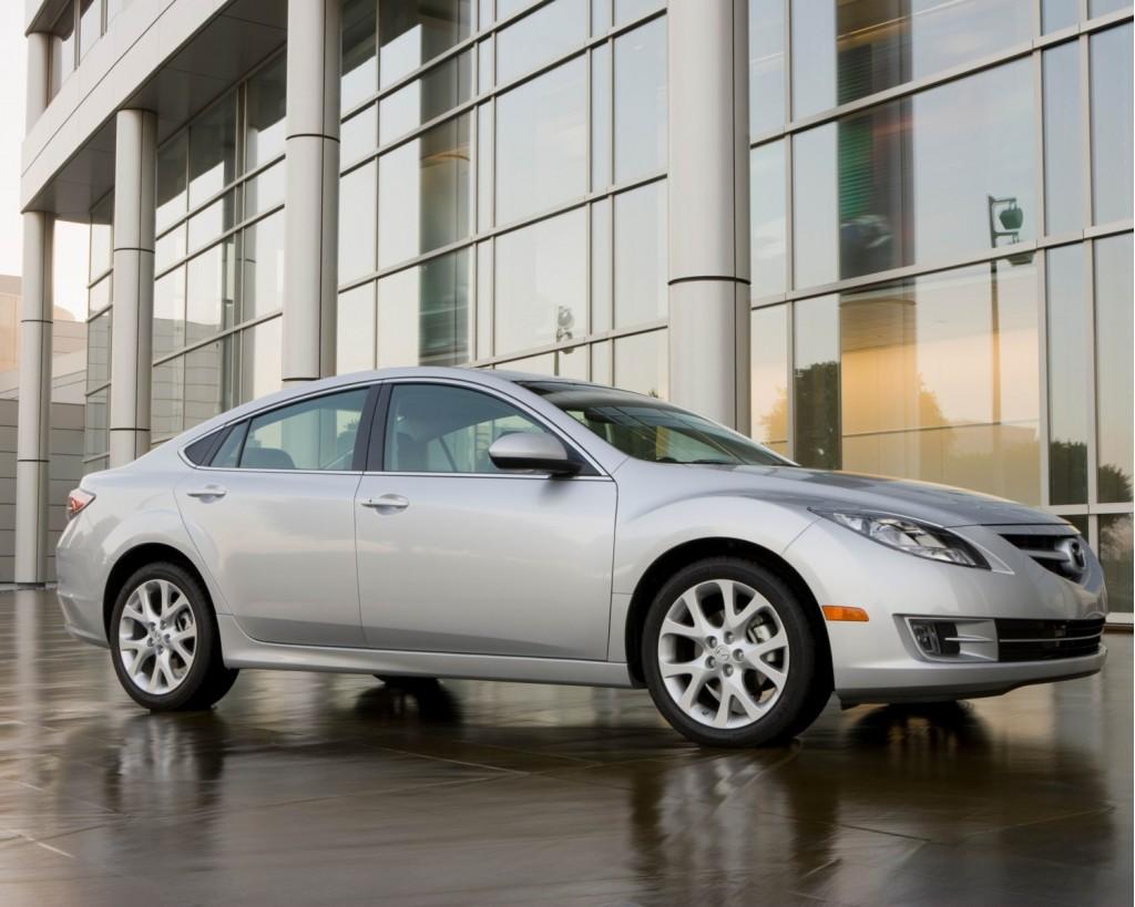 Mazda 6 recalled over suspension rust risk