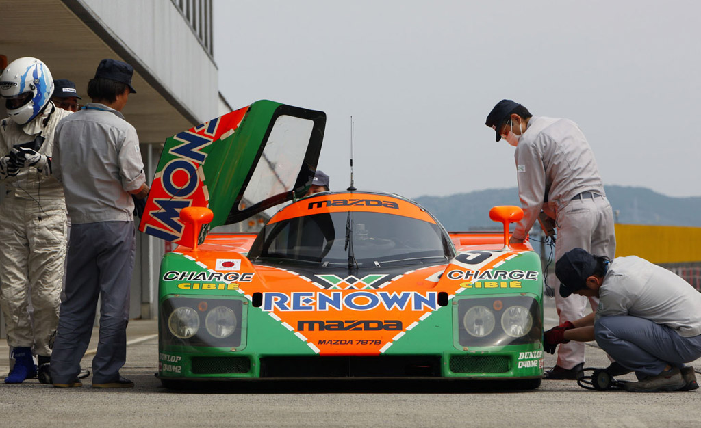 Regal Avalon 12 >> Image: 1991 Mazda 787B four-rotor race car, size: 1024 x 626, type: gif, posted on: May 20, 2011 ...