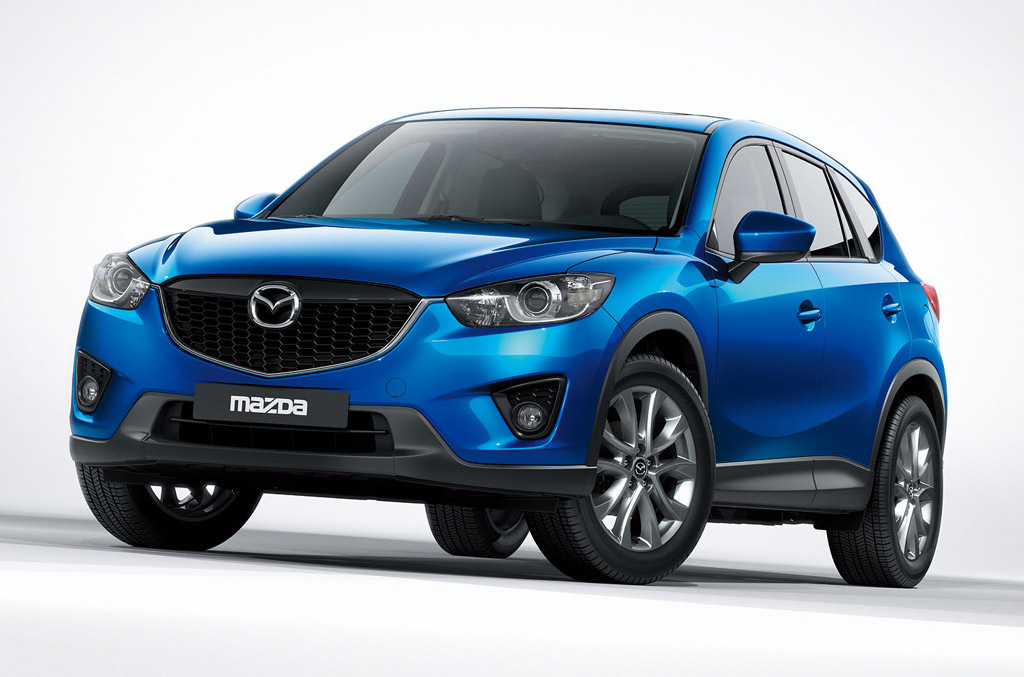 2012 Mazda CX-5 Coming to 2011 Frankfurt Auto Show