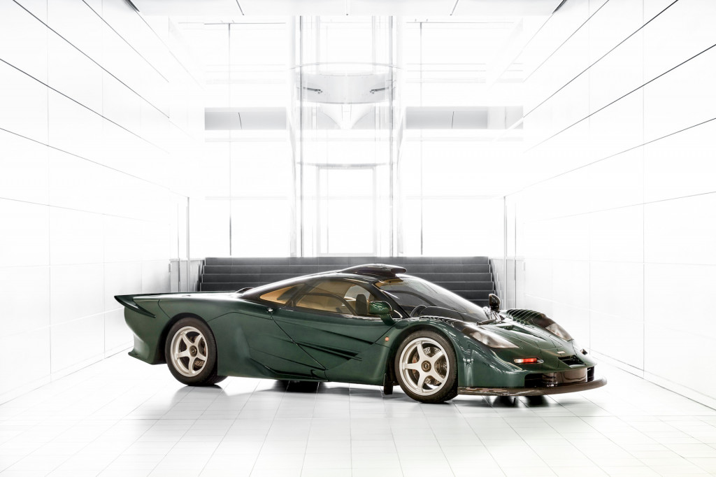 McLaren F1 XP GT Longtail