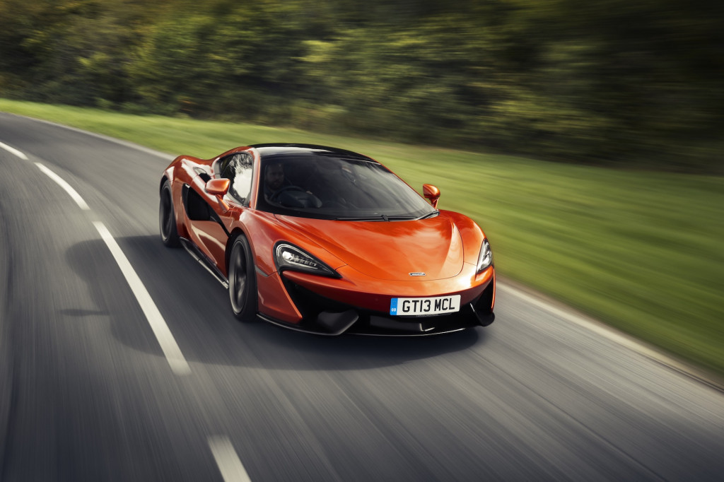 McLaren Special Operations adds more options for Sports Series