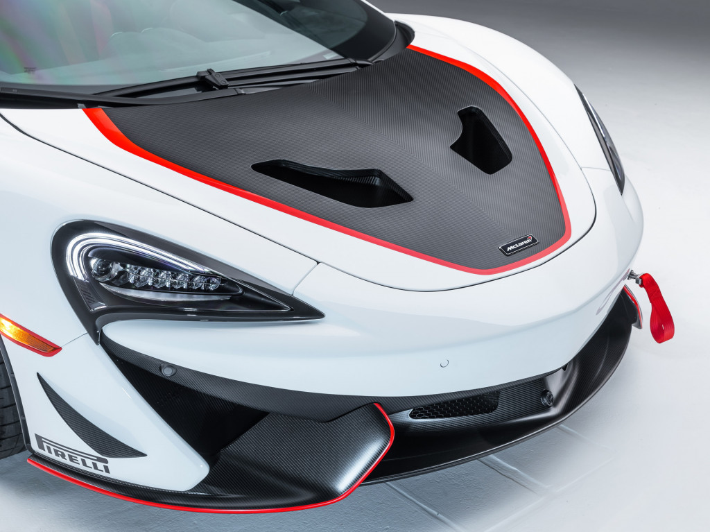 MSO draws on 570S GT4 racer, heritage colors for latest bespoke cars