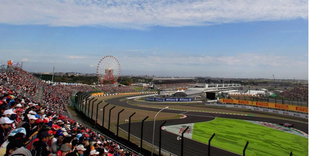 McLaren at the 2013 Formula One Japanese Grand Prix