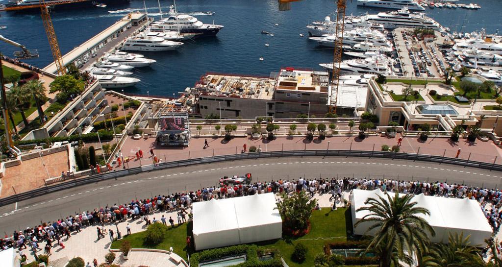 McLaren at the 2013 Formula One Monaco Grand Prix