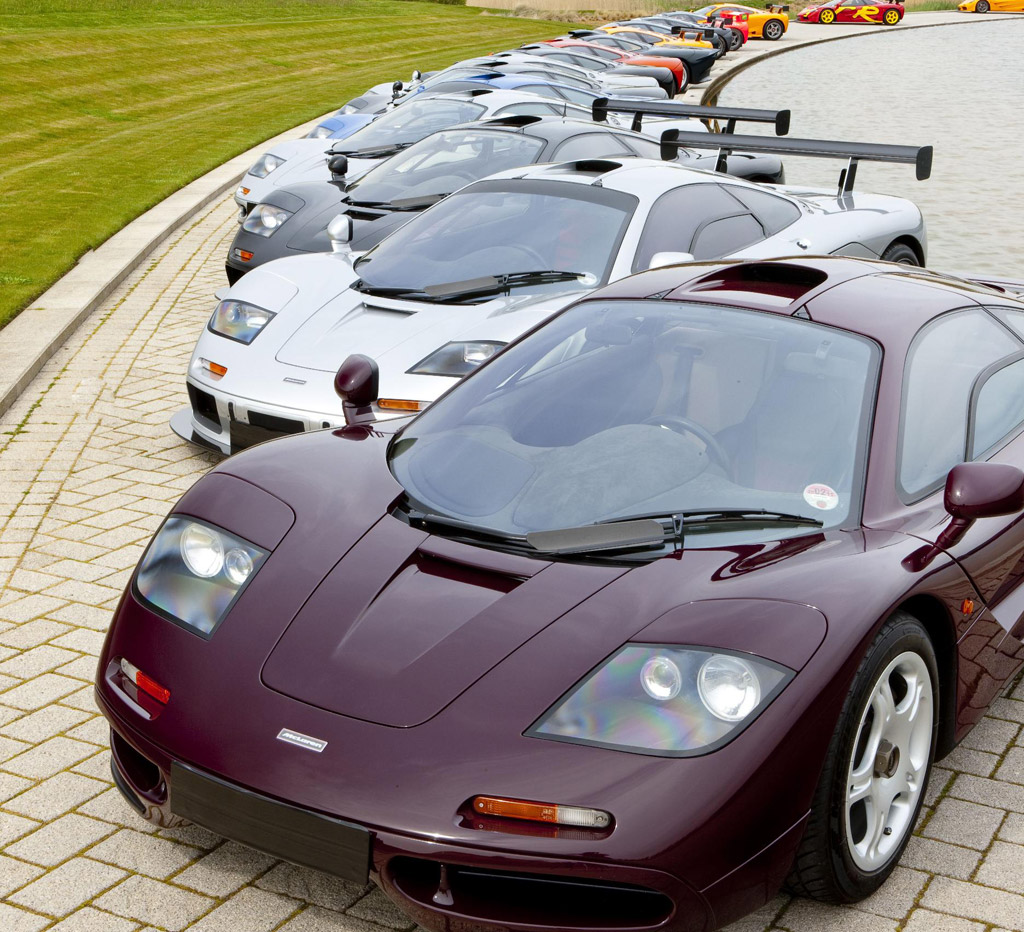 How Much Does A Mclaren F1 Car Cost