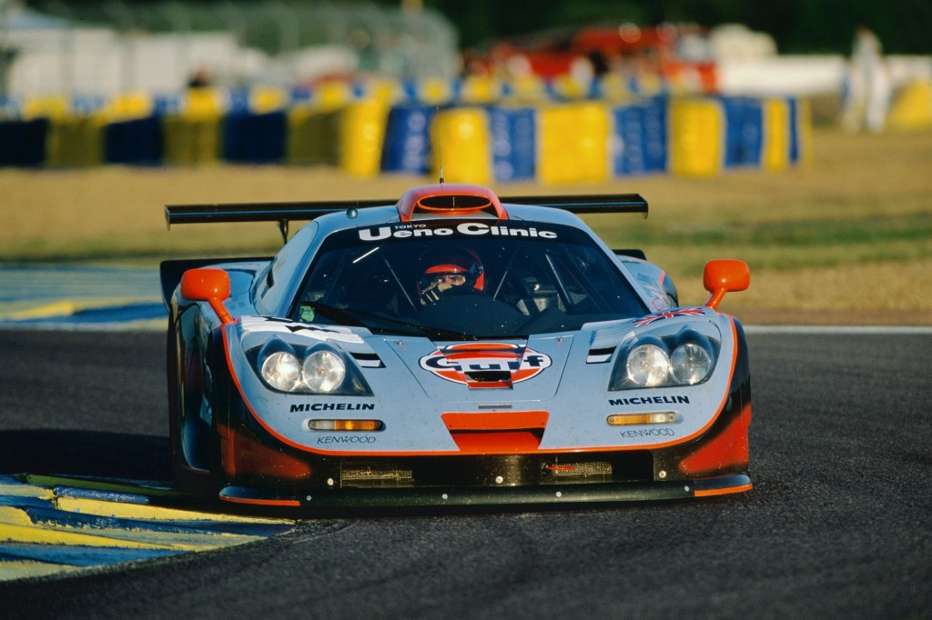 Mclaren To Show Le Mans Heritage Cars At Goodwood Festival Of Speed