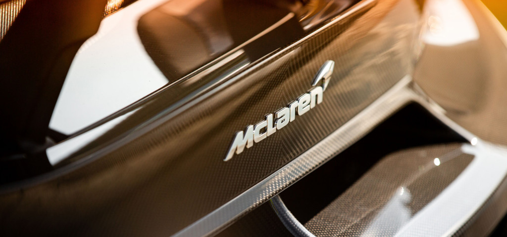 """McLaren says there's """"nothing cool about SUVs"""""""