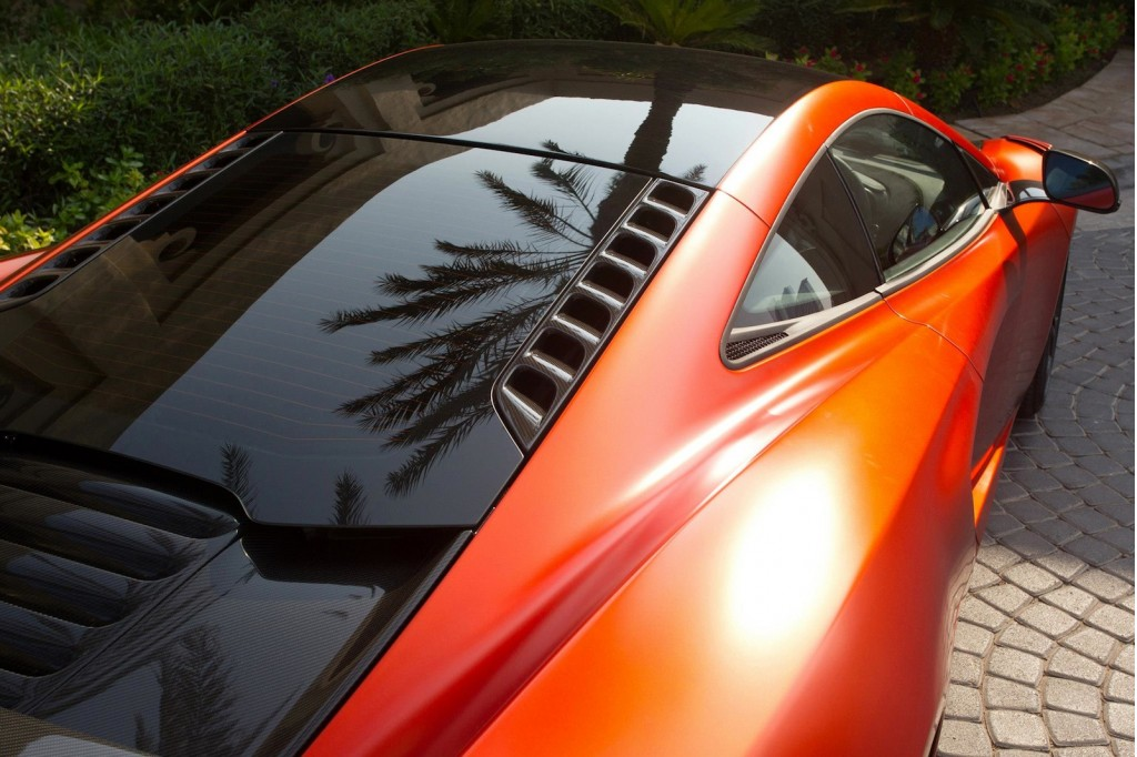 McLaren MP4-12C, fitted with Special Operations accessories