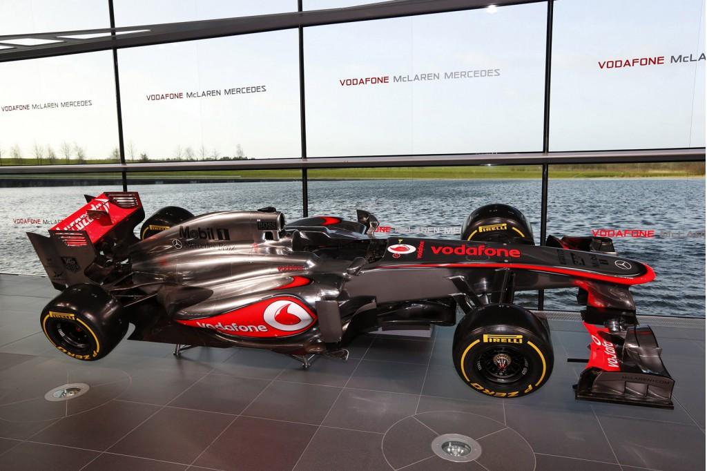 McLaren\'s 2013 F1 Racer, GM Adds To Corvette Plant, Tesla Vs. Fisker ...