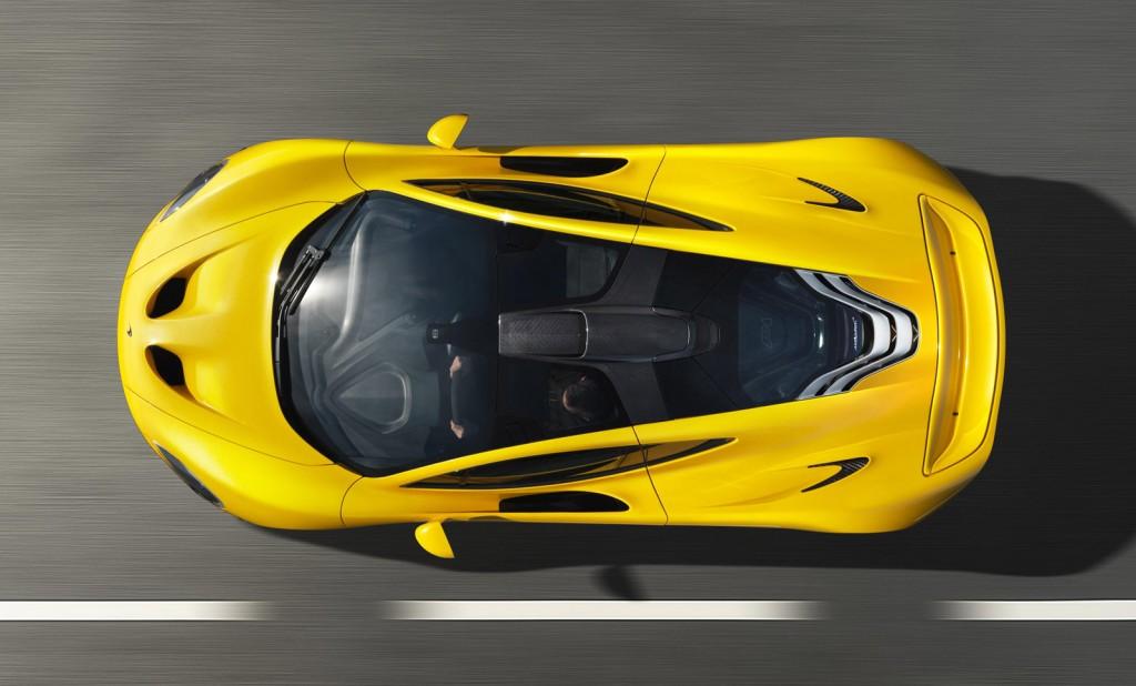 Mclaren Hybrid Supercar Production Version Revealed