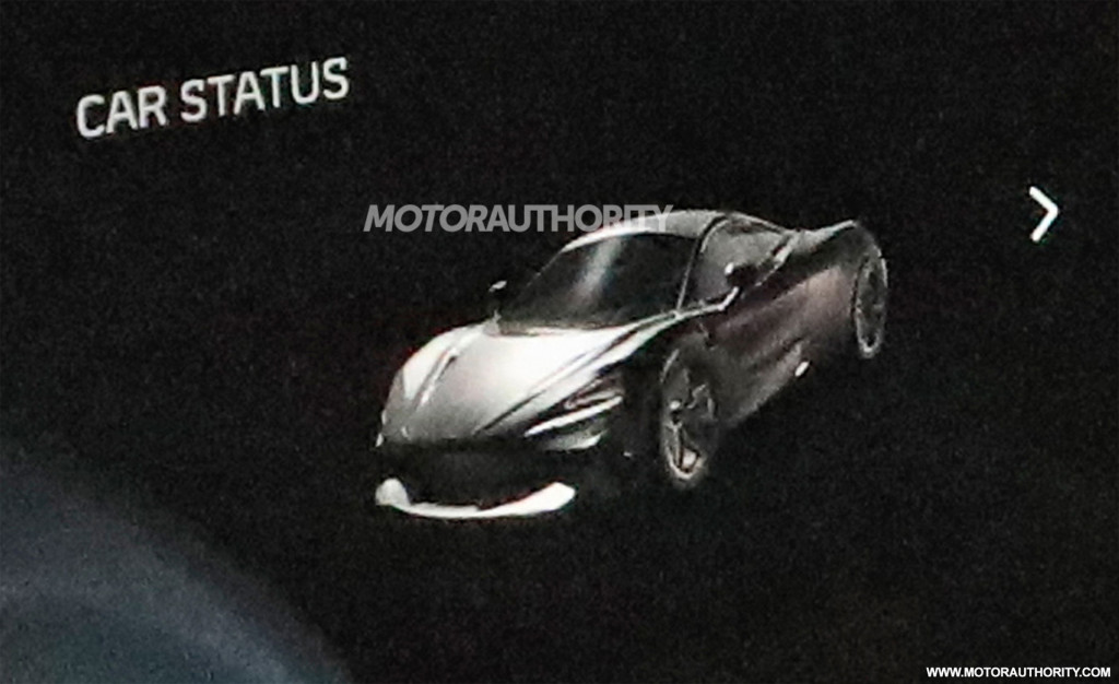 McLaren Sports Series hybrid test mule spy shots - Photo credit: S. Baldauf/SB-Medien