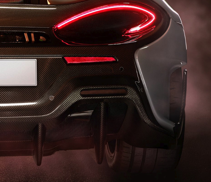 Teaser for range-topping McLaren Sports Series model debuting on June 28