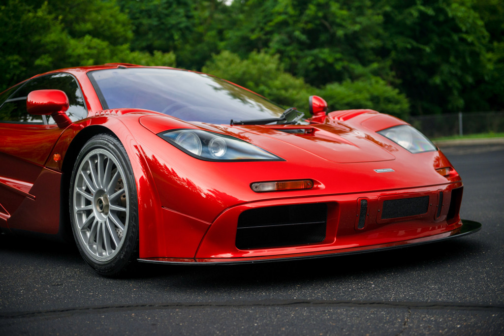 This street-legal 1998 McLaren F1 LM is up for sale, again