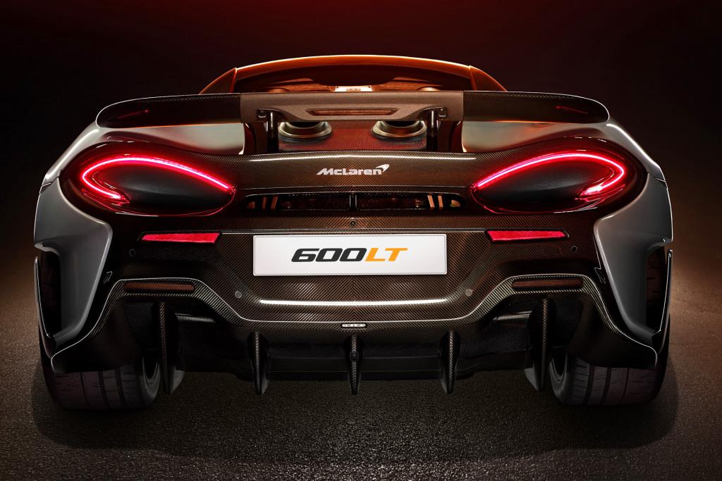 2019 McLaren 600LT makes debut