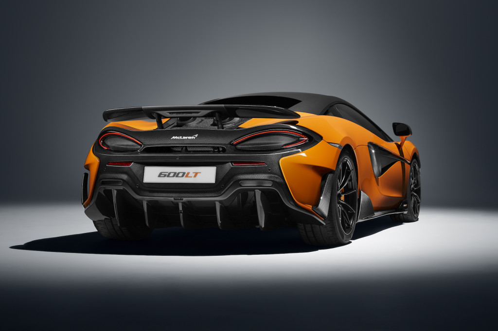 McLaren drops full details on 2019 600LT