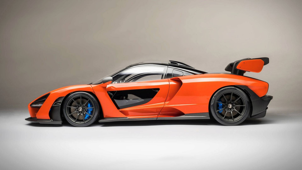 This McLaren Senna scale model costs as much as a good used car